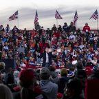 The Latest: Trump falsely claims he won Georgia