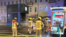 Blaulicht-Blog: Brandstifter legen Feuer am U-Bahnhof Boddinstraße