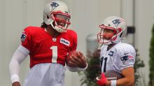 Where Cam Newton has yet to succeed with Patriots, per Julian Edelman
