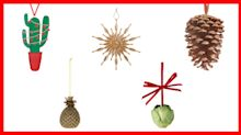 Christmas decorations £3 and under: How to make your home festive on the cheap