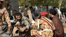 Militants attack Iran military parade, killing at least 25