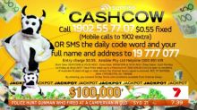 Cash Cow up to $100,000
