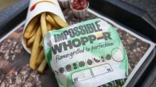 Burger King launches Impossible Whopper Jr. on select kids menus