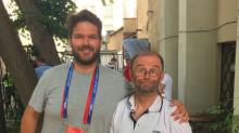 Un supporter anglais rate Angleterre-Panama après avoir oublié sa place chez lui