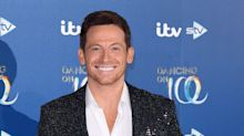"Dancing on Ice's Joe Swash says going to court for son Harry was ""best money he ever spent"""