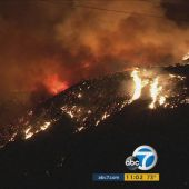 Many evacuated due to Sand Fire allowed to return home