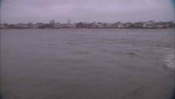 Jersey Shore readies for snow and possible flooding