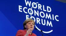 Merkel urges reforms to IMF, World Bank to restore confidence in financial system