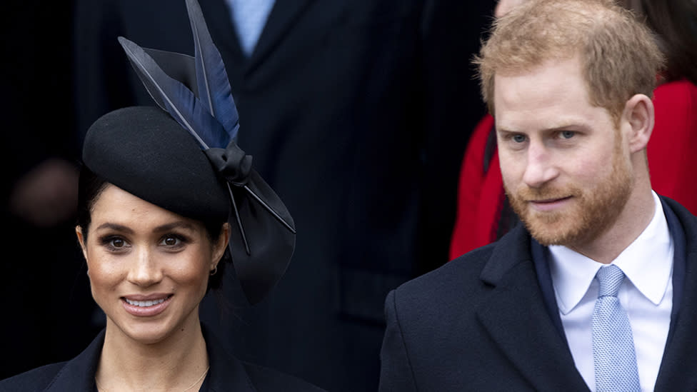 Meghan and Harry set to snub the Queen by breaking major tradition