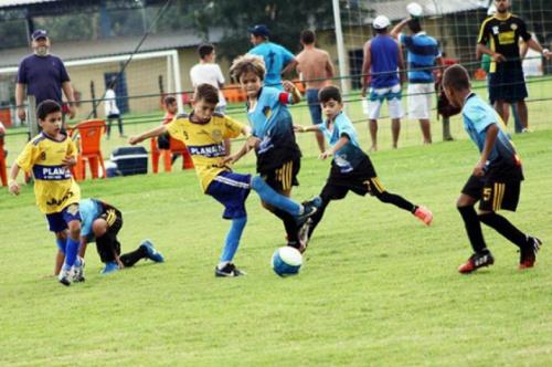 Torneio infantil reúne 3 mil crianças e 214 equipes do Brasil e do mundo