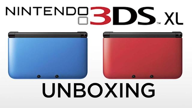 Nintendo 3DS XL Unboxing! - Rev3Games Originals