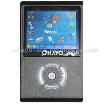 Ohayo's MP4 Player is ugly