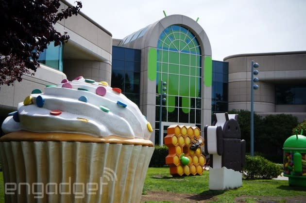 Google explains why it's not fixing web security in old Android phones