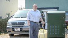 BT blocks disabled pensioner's driveway