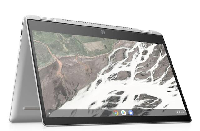 HP targets businesses with its latest Chromebooks
