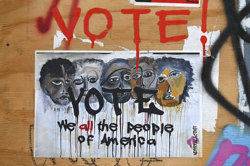 www.yahoo.com: Stores Already Boarding Up In Los Angeles And Elsewhere In Anticipation Of Election Violence