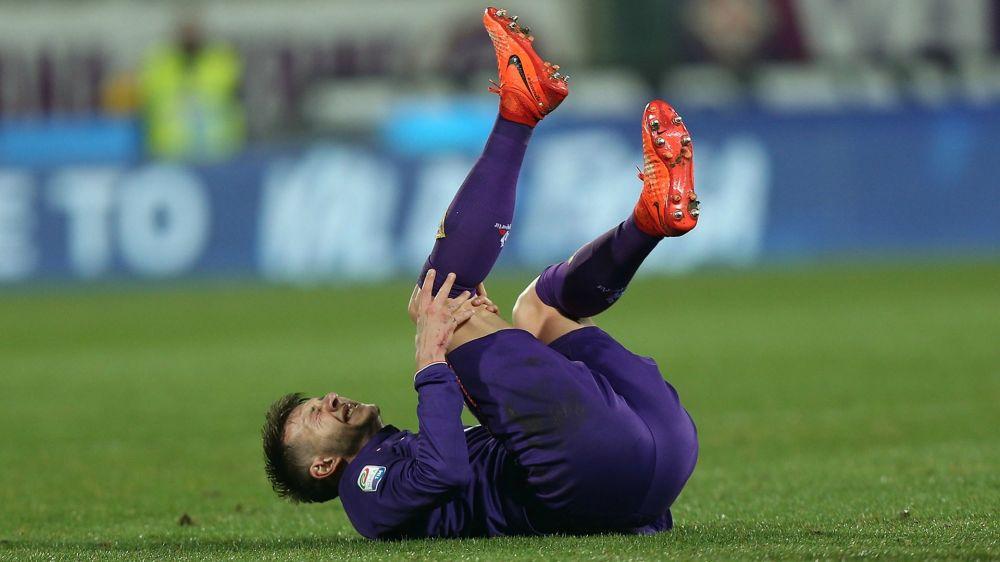 """Fiorentina, allarme Bernardeschi: """"Ho un infortunio raro alla caviglia"""""""