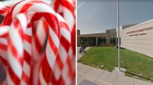 The surprising reason a primary school principal banned candy canes