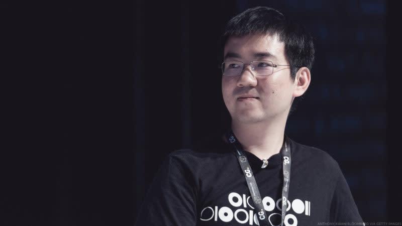 Jihan Wu is no longer Bitmain's legal representative, public records show
