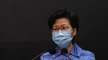 Hong Kong leader says security law will not hurt freedom amid global alarm