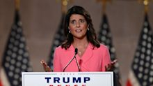 What Nikki Haley's defense of Trump tells us about the state of the Republican Party now