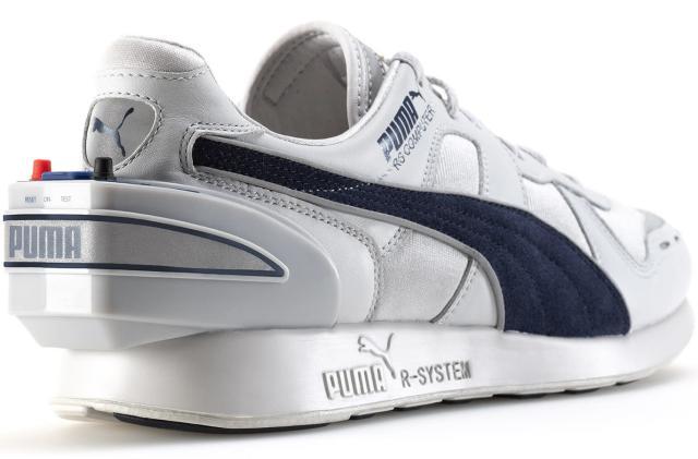 Puma revives its 1986 smart shoe for the modern era