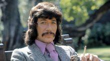 Peter Wyngarde as Jason King – the Bentley-driving international man of mystery
