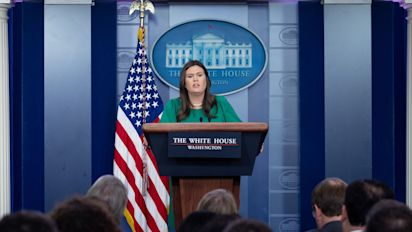 Trump to press secretary: Don't bother with briefings