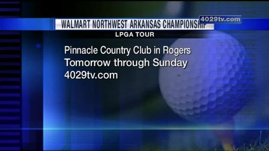 Razorbacks prepare for LPGA tournament