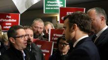 Macron inaugure un Salon de l'Agriculture plombé par la désunion européenne