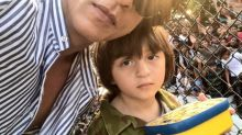 Shah Rukh Khan's phone gallery is full of AbRam's pictures; here's the proof