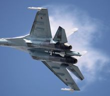 America Is Striking Back over Russia's Sale of Su-35 Fighters and S-400s to China