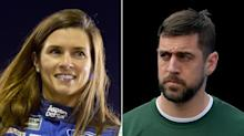 Danica Patrick Confirms She's Dating Green Bay Packers Quarterback Aaron Rodgers