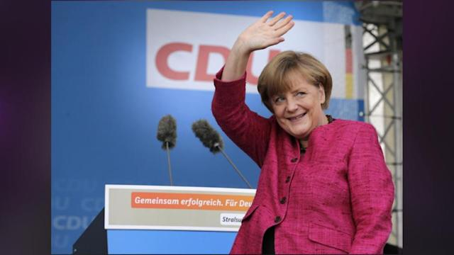 Angela Merkel Poised For Reelection As Chancellor As Germany Expects Tight Vote Sunday
