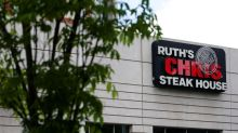 Ruth's Chris owner to speed repayment of $20 million federal rescue loan