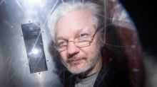 Julian Assange in 'a lot of pain' says partner after first prison visit in nearly six months