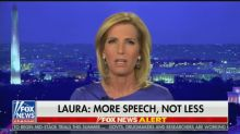 Laura Ingraham addresses backlash following defense of Drew Brees