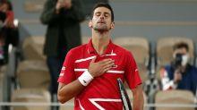 """Djokovic: """"Las condiciones meteorológicas pueden darme una opción de ganar"""""""
