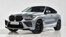 Novo BMW X6 M terá visual ainda mais agressivo e motor de 625 cv