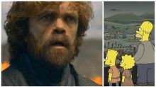 The Simpsons predicted Game of Thrones' plot twist