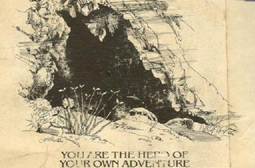 Choose My Adventure: Into the cave I go!