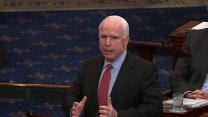 McCain: 'National Security at Risk' With Iraq