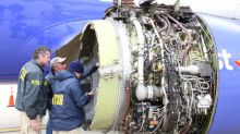U.S. safety board holds hearing on fatal Southwest engine explosion