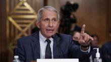 Fauci says US headed in `wrong direction' on coronavirus
