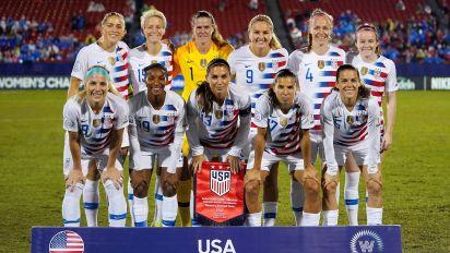 c2e1f7d2ef9 2019 women s World Cup roster  Meet the 23