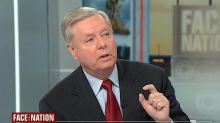 Lindsey Graham says Attorney General Barr has 'created a process' for Giuliani to give Barr dirt from Ukraine
