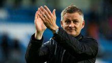 Solskjaer set for United interim role after website gaffe