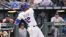 Soler Power Royals to Another Win