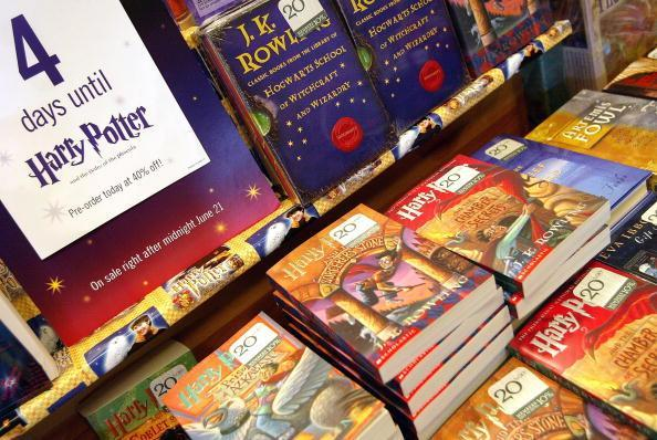 Harry Potter Book Error : How a typo in your harry potter book might be worth