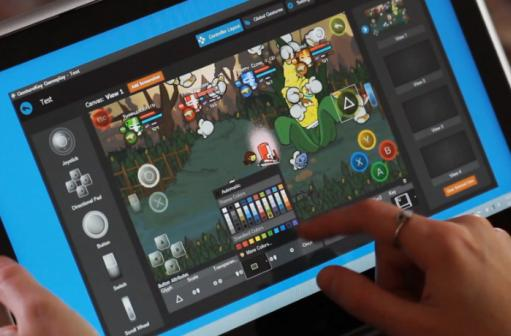 GestureWorks Gameplay adds onscreen controls to almost any Windows 8 game